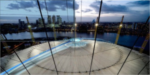 """""""Skywalk"""" Viewing Platform Proposed For Roof Of O2"""
