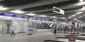 New Artwork For Tottenham Court Road Station