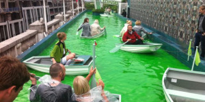 Preview: Truvia Boating Lake @ Selfridges Rooftop