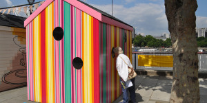 Southbank Centre Auctioning Off Beach Huts From Today