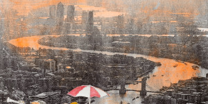 John Burningham's Travel Posters Coming to London Transport Museum