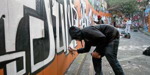 Graffiti Preview: Battle Of Waterloo 2, Leake Street