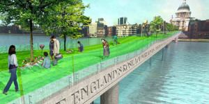 Unbuilt London: Bridges To Nowhere And Mad Masterplans