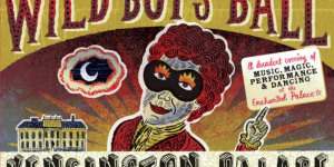 Go Wild At A Masked Ball @ Kensington Palace This Friday