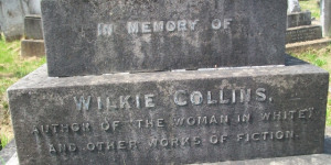 London Literary Locations: Wilkie Collins