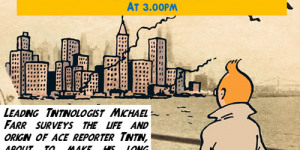 Charity Tintin Lecture @ Wigmore Hall