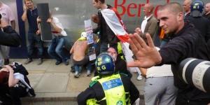 Arrests Made At EDL Protest