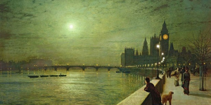 Atkinson Grimshaw: Painter of Moonlight @ Guildhall Art Gallery