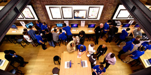 Apple Store Hit By Overnight Theft
