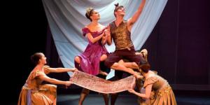 Dance Review: Ballet Ireland 'Sheherazade' @ Unicorn Theatre