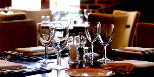 The School Of Table Manners @ Kensington Hotel