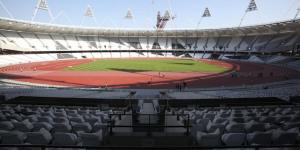 Enter The National Lottery Olympic Park Run Ballot