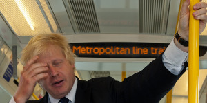 Boris Johnson Booed By Tennis Fans, Boosted By GQ