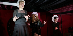 Ticket Alert: The Sisters: Return To The Isle Of Queef!