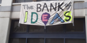 Occupy London Claims Third Site, Open 'Bank of Ideas'
