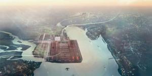 Norman Foster Outlines Thames Estuary Airport Plans