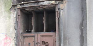 Mysterious Safe-Oven-Type-Thing Found In City Of London