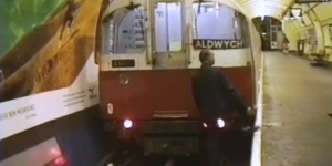 Video: Aldwych Tube As A Working Station