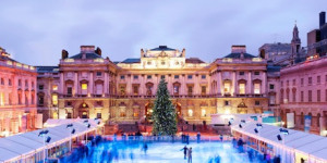 Skate (Party, Workout, Hang Out) At Somerset House