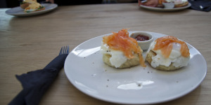 What's for Lunch? The Counter Cafe, Hackney Wick