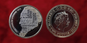 Charles Dickens £2 Coin To Enter Circulation