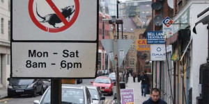 New Banksy Street Art Around London