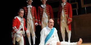 Theatre Review: The Madness of George III @ Apollo Theatre