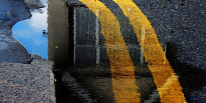 Westminster Council Paints In Double Yellow Lines