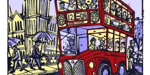 London Art Fair: A London A-Z By Tobias Till