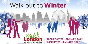 Walk London: Winter Wanders Weekend