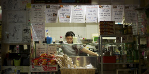 What's for Lunch? Seoul Bakery, Tottenham Court Road Station