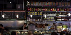 What's for Lunch? Comptoir Libanais, South Kensington