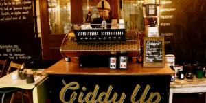 London Blend: Giddy Up Coffee
