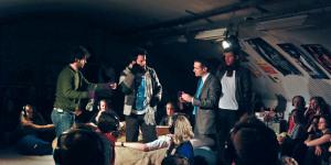 """Theatre Review: Silent Opera's """"La Bohème"""" @ Old Vic Vaults"""