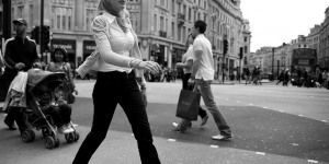 The Friday Photos: Crossing The Road