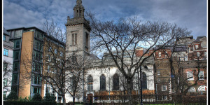 The Friday Photos: Wren Churches In The City