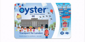 Designs For Olympic And Diamond Jubilee Oyster Cards Revealed