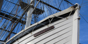 In Pictures: Cutty Sark Prepares For Reopening
