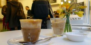 London Blend: Damson Cafe, St Giles