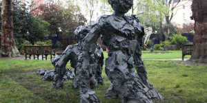 Emergence: New Sculpture For Hanover Square
