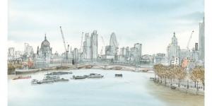 Preview: London, You're Beautiful By David Gentleman