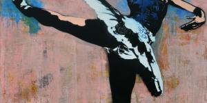 Art Review: Blek le Rat @ Opera Gallery