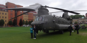 Tonight: Open Day At The Honourable Artillery Company