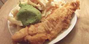 The Fish & Chip Detective: Oliver's, Haverstock Hill