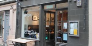 London Blend: Kipferl, Angel