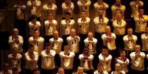 Concert Celebrates 21 Years Of The London Gay Men's Chorus