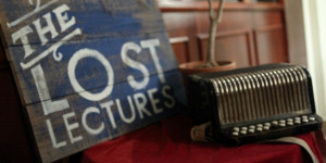 Preview: The Lost Lectures Return