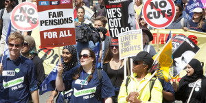 Further Strikes Over Pension Cuts