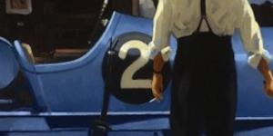 Today: Record-Breaking Bluebird Vehicles @ Theatre Royal, Haymarket