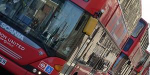 Negotiations To Avoid Tomorrow's London Bus Strike